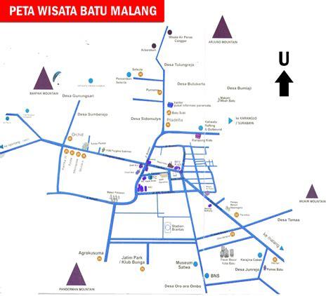peta malang jawa timur lengkap  kecamatan sejarah