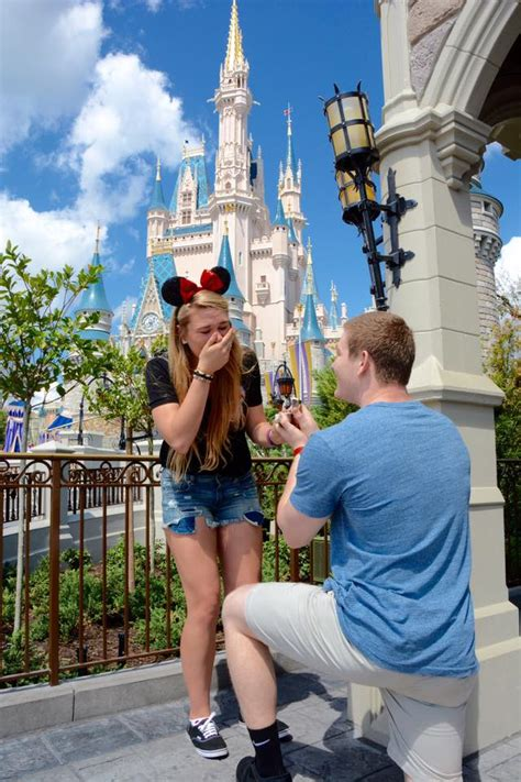 top ten places  propose  disney wdw vacation tips