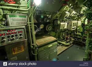 Inside The U-boat Stock Photo  96650544