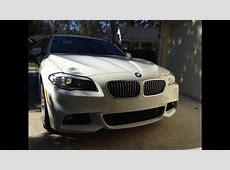 BMW 2013 535i M sport package YouTube