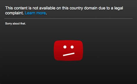 Federal Court Orders Youtube To Take Down Controversial