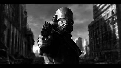 Fallout Ncr Ranger Wallpapers Vegas Riot Posted