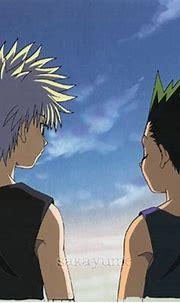 Sakayume - Hunter x Hunter   Killua x Gon