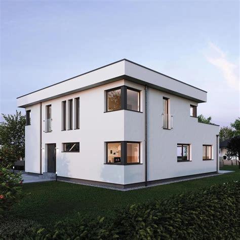 Stadtvilla Modern Mit Anbau by Stadtvilla Modern Mit Anbau Ostseesuche