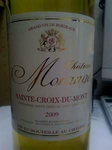 Caves Explorer Sainte Croix du Mont Château Morange Vignoble Cigana Blanc liquoreux