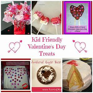 7 Delicious Valentine's Day Treat Ideas