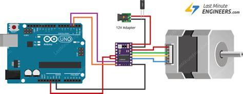 Depth Interface Drv Stepper Motor Driver Module