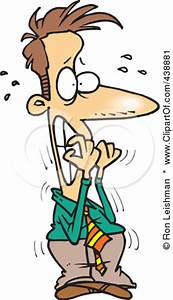 Nervous cliparts