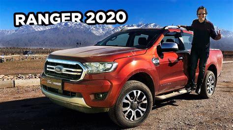 2021 ford ranger tremor 4x4. Novidades da Ford Ranger 2020? Sinta nesse Rolê o que mudou
