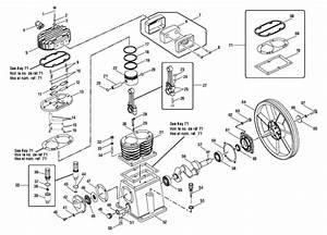 Ridgid Gp80145sw 8 Gallon Air Compressor