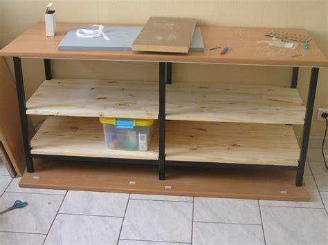 meuble perso pour aqua 450l