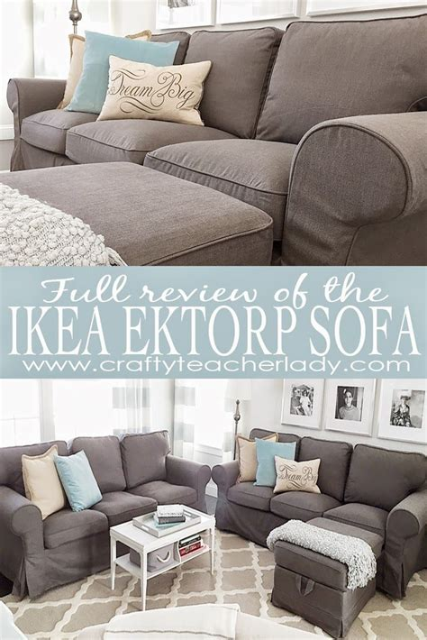Full Detailed Review Of The Ikea Ektorp Sofa Series With