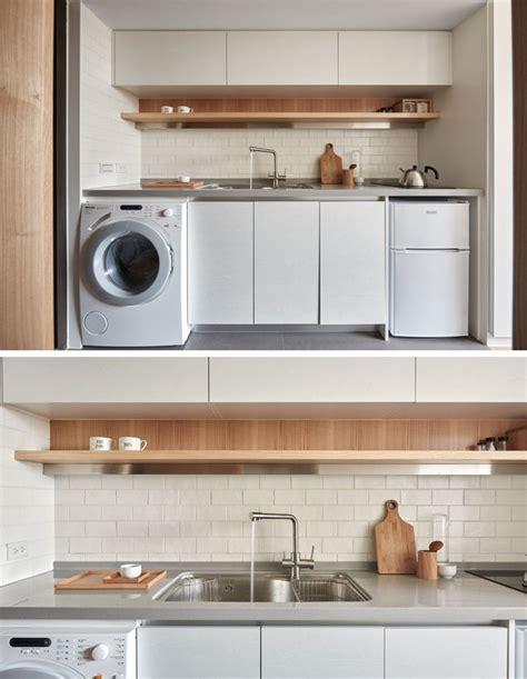 cuisine dans petit espace réussir à aménager un petit espace un studio de 22m2 à
