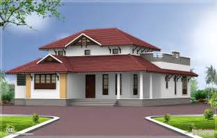 one floor house single storey home exterior in 1650 sq kerala home design and floor plans