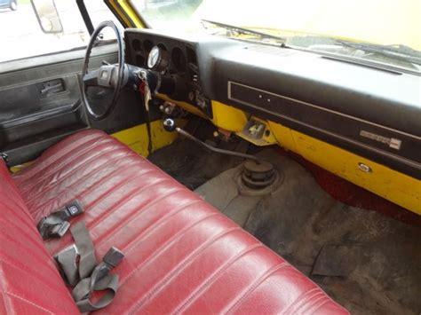 old car repair manuals 1995 gmc 3500 club coupe engine control 1982 gmc tire farm service truck dually 3500 series manual air tank lift gate for sale gmc