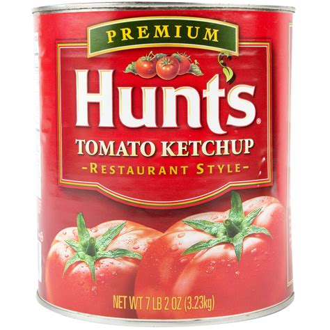Hunts Ketchup in Bulk (#10 Can, Restaurant Style)