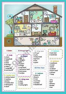 Haus Und Mbel Worksheets Exercises Flashcards To Practice