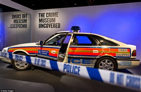 Inside Scotland Yard's 'black Museum' Exhibition At Museum