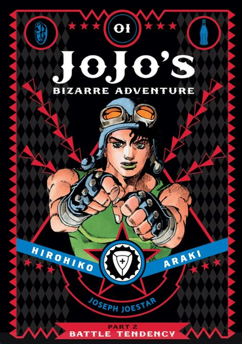 part 5 jojo anime release date jojo s adventure part 2 battle tendency volume 1