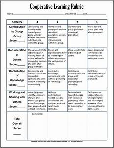 cooperative learning 7 free pdf assessment instruments With cooperative learning lesson plan template