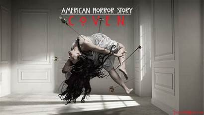 Horror Coven Story American Tv Background Wallpapers