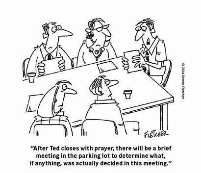 Meeting Comics Meetings Christian Useless Funnies Friday