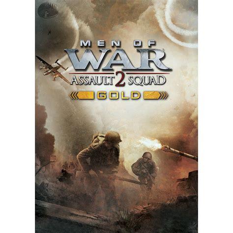 The deluxe edition of men of war: MEN OF WAR: ASSAULT SQUAD 2 - GOLD EDITION (MEN OF WAR: ASSAULT SQUAD 2 DELUXE + AIRBORNE + IRON ...
