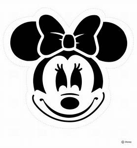 pumpkin carving templates disney mickey mouse and minnie With mickey mouse letter stencils