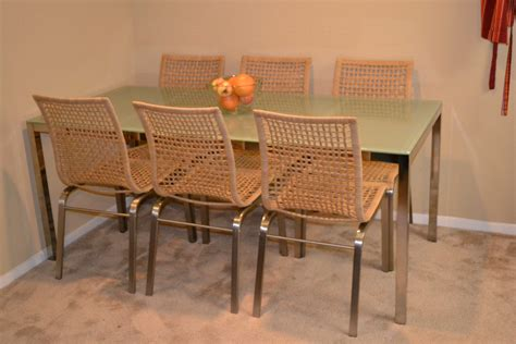 Craigslist Houston Table And Chairs by Image For Craigslist Dining Room Chairs Hammered