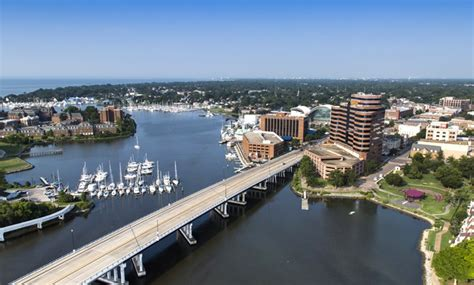 Downtown Hampton - Virginia Is For Lovers