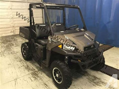 2015 Polaris Ranger 570 Eps For Sale In Rushford