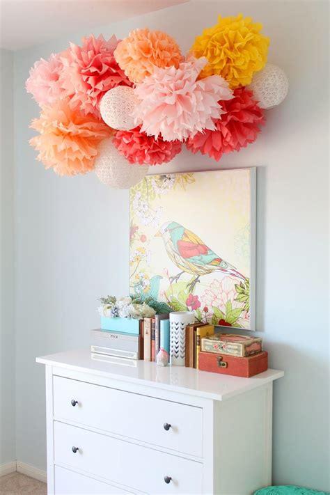 girls room makeover white ikea dresser decorated