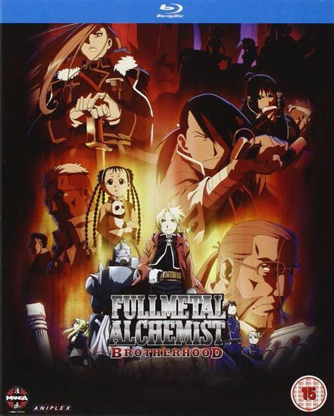 fullmetal alchemist brotherhood  complete series