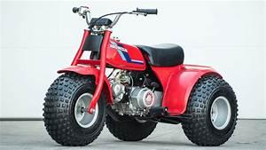 1984 Honda Atc70