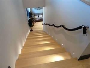Habillage Escalier Interieur : habillage bois escalier ~ Premium-room.com Idées de Décoration