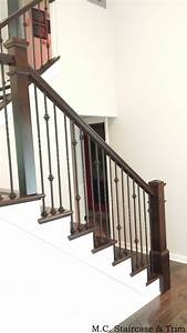 Staircase Remodel From M C  Staircase  U0026 Trim  Removal Of