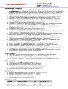 ssas cube developer resume resume msbi ssas ssis ssrs