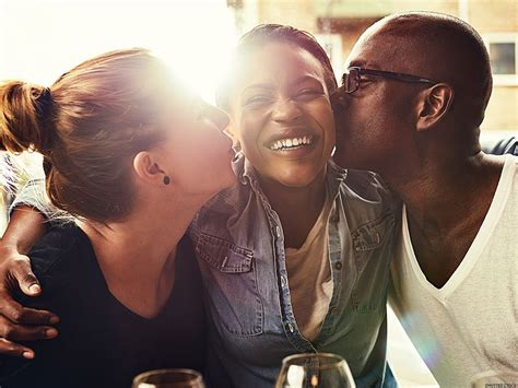"""The polyamorous people i interview effortlessly manage packed schedules. OkCupid Going """"Polyamorous"""": What This Means for the Poly Community"""