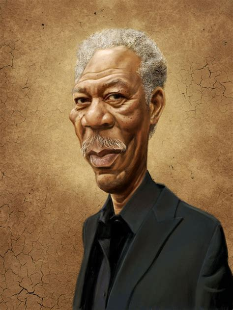 hilarious digital caricatures  famous people design