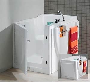 Adoucisseur D Eau Pour Douche Castorama : remplacer une baignoire classique par une baignoire ~ Edinachiropracticcenter.com Idées de Décoration