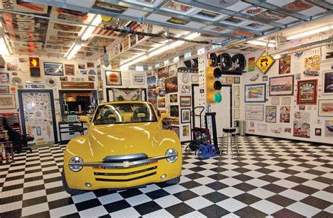 decor interesting garage decor ideas for your inspiration