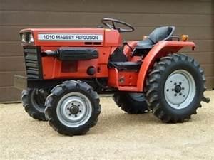 Massey Ferguson 1010   1020 Tractor Shop Service Repair