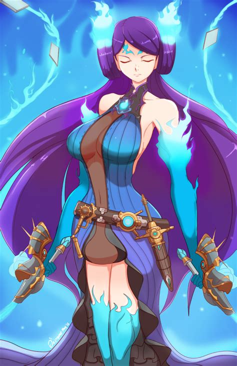 Brighid Xenoblade Chronicles By Dejaguar On Deviantart