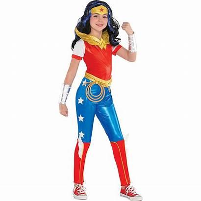 Wonder Woman Dc Costume Jumpsuit Superhero Super
