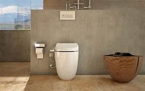 Dusch Wc 24 : uspa ub 6235 japanisches washlet frontalansicht bad ~ Markanthonyermac.com Haus und Dekorationen