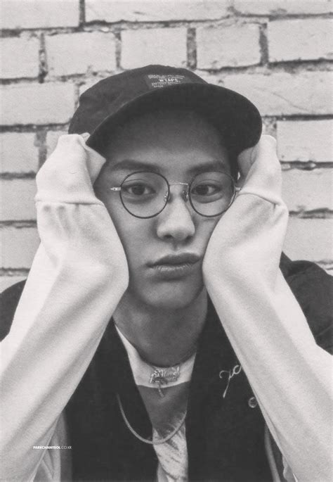 [Other] EX'ACT Chanyeol Scan (Lucky One & Monster