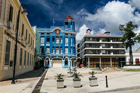 Past meets present: visit the historic center of Camagüey ...