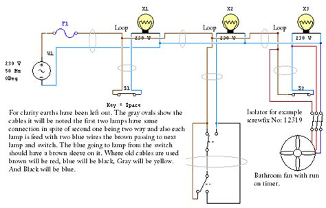 wiring diagram for bathroom extractor fan somurich