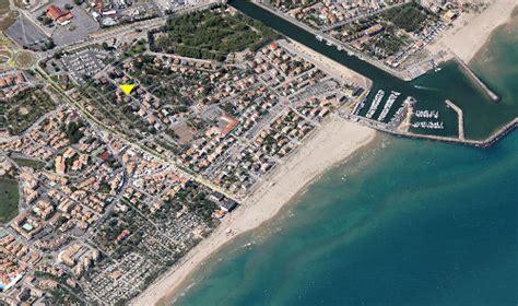canapé convertible location marseillan plage vacances à partir de 175 semaine