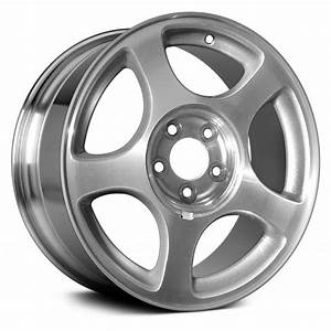 """Replace® - Ford Mustang 2000-2004 16"""" Remanufactured 5 Spokes Factory Alloy Wheel"""